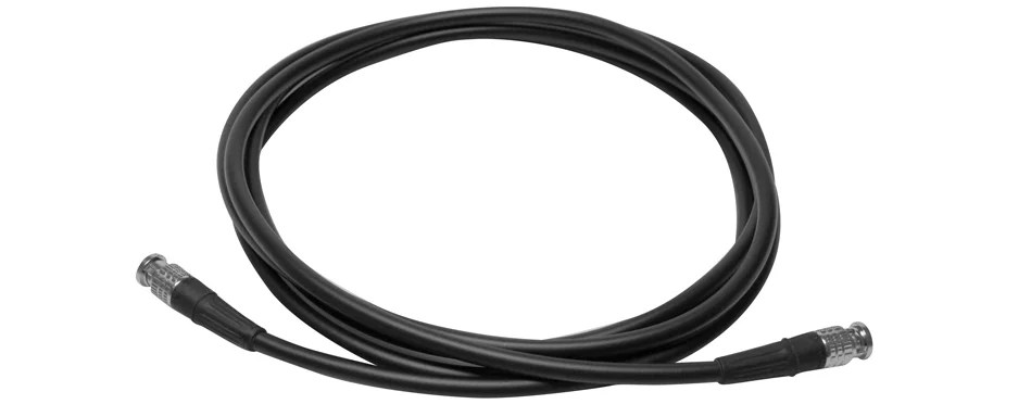 Canare HDSDI 100 100 ft HD SDI Cable with L 5CFW Cable and