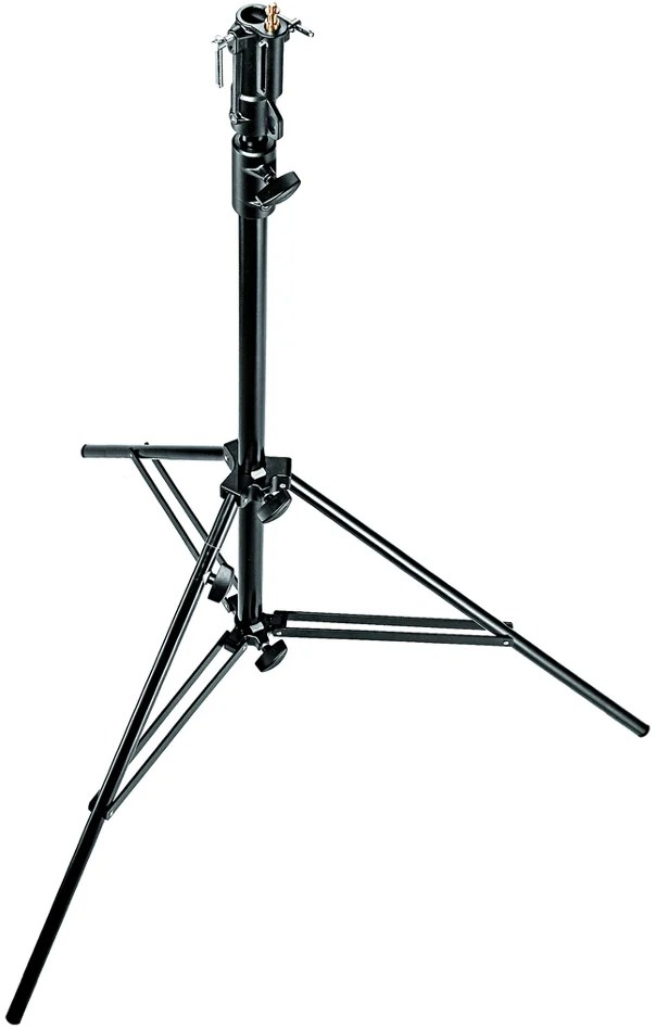 Manfrotto 085BS Heavy Duty Black Light Boom Arm With 008BU
