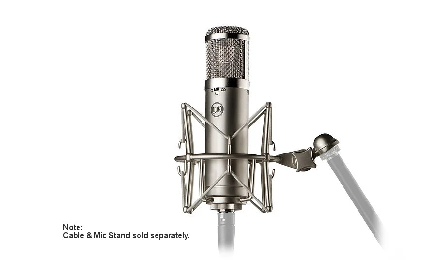 Warm Audio WA 47jr FET Multi Pattern Condenser Microphone