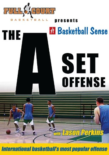 The A set Offense front