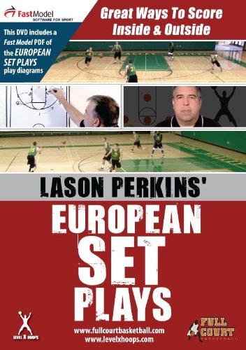 European Set Plays front