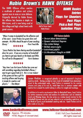 Hubie Brown's Hawk Offense Back