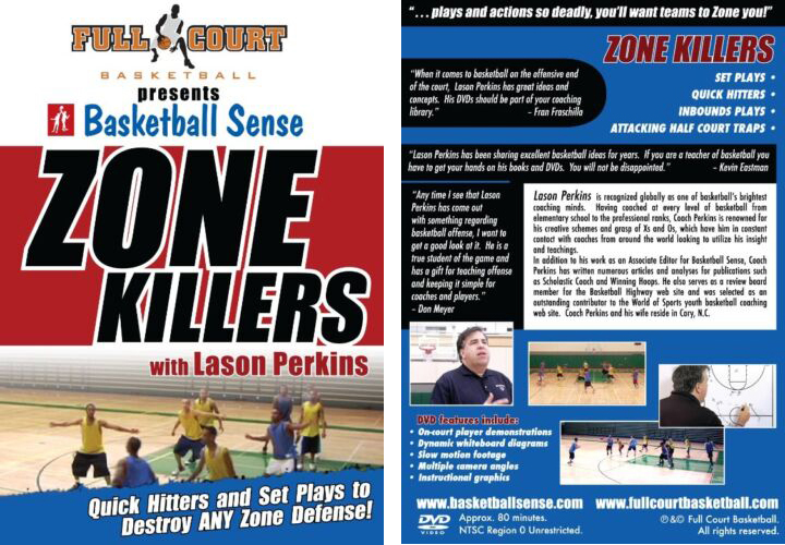 Basketball Zone Killers with Coach Lason Perkins