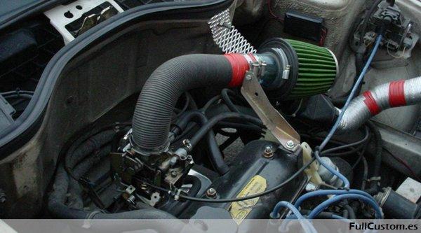 Modificando un Renault 11  wwwfullcustomes