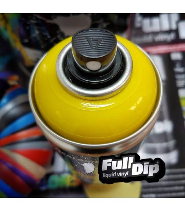 Full Dip GIALLO Vernice Resistente Alte Temperature