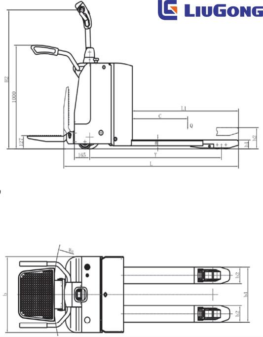 Transpaleta-Electrica-LiuGong-CLG2020L-R3-dimension