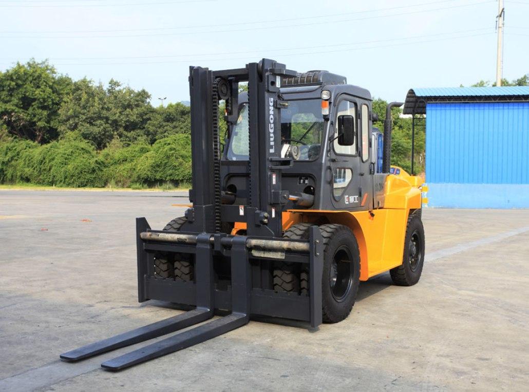 Grúas horquillas 8 toneladas CLG2080H