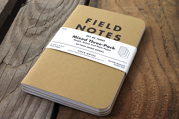 Field Notes Brand notebook