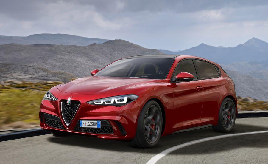 Alfa Romeo Kes Diagram