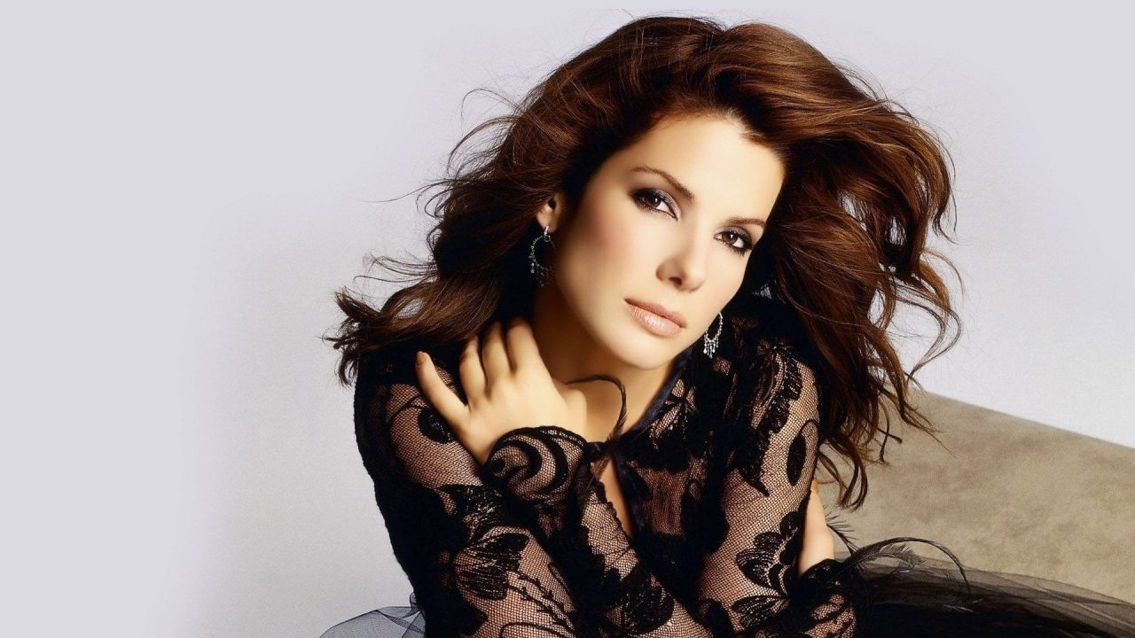 Beautiful Girl With Hat Wallpapers Sandra Bullock Hottest 40 Full Hd Wallpapers 1080p