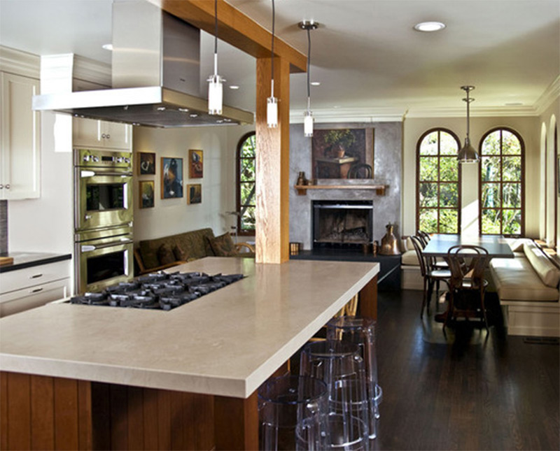 Interior Photos of Kitchens and Breakfast Nooks  Full