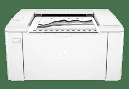 Baixar driver HP LaserJet Pro M102w. Software da