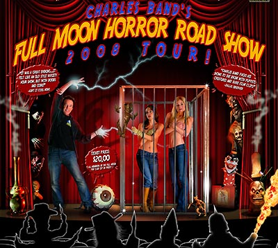 full moon horror roadshow