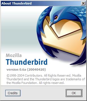 thunderbird new logo