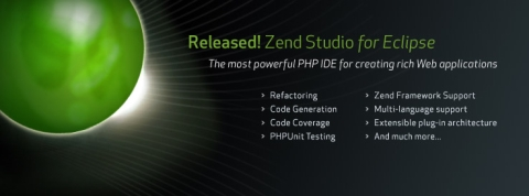 zend studio 6 eclipse