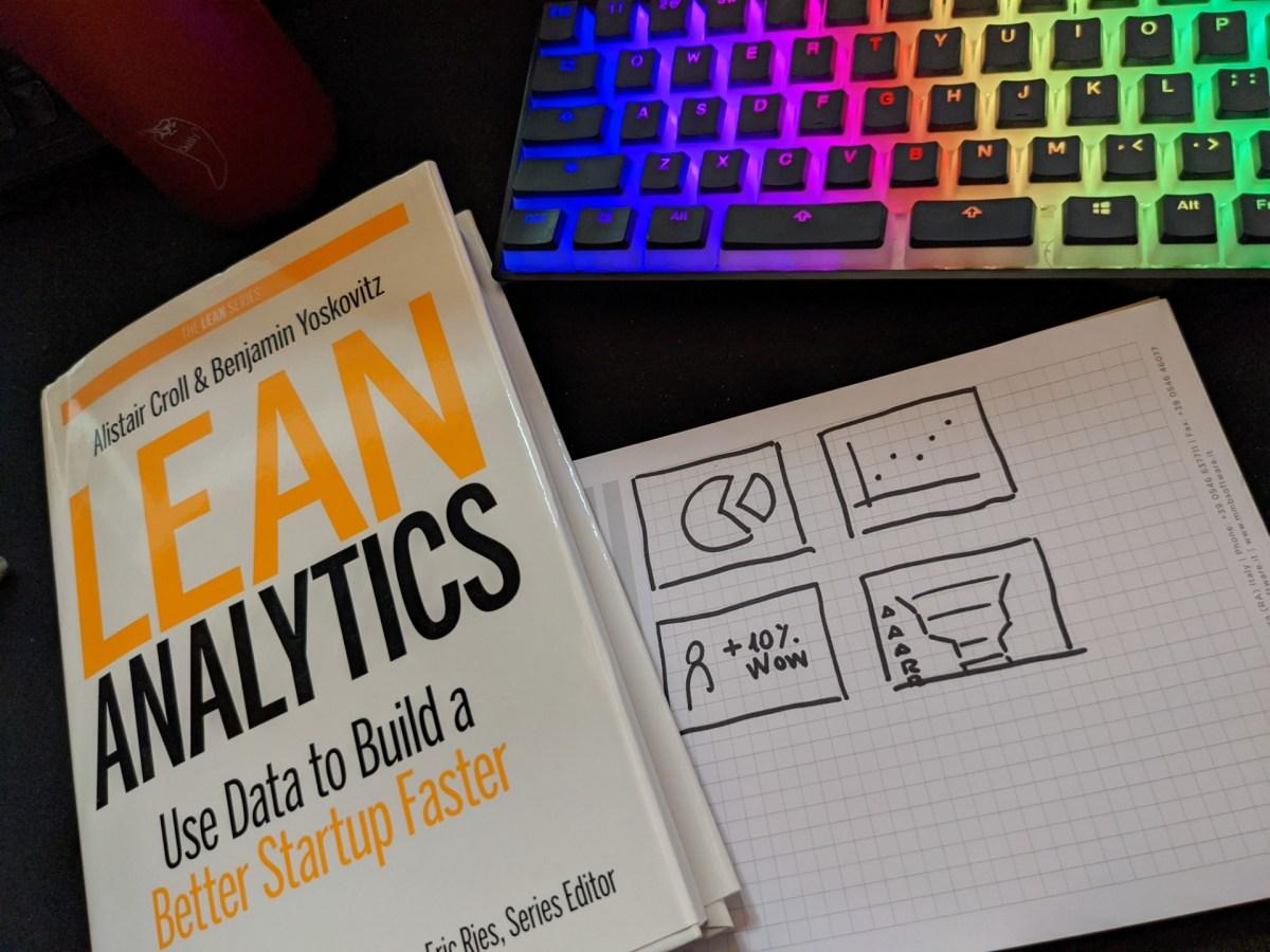 lean analytics, kpi
