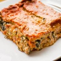 Vegan Gluten-Free Lasagna