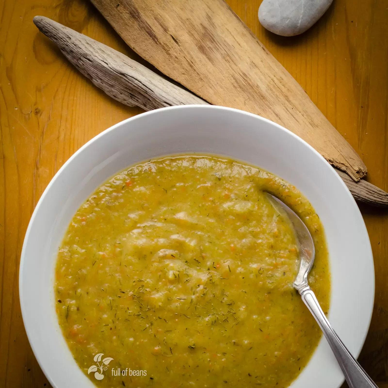 Vegan Leek Soup With Potatoes – Savory Comfort Food
