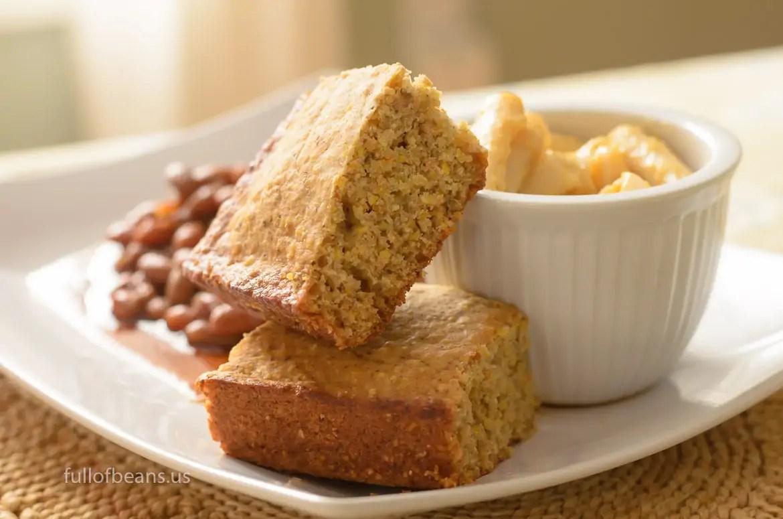 Vegan Cornbread Is The Best Cornbread Ever!