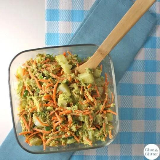 dill-pesto-potato-salad