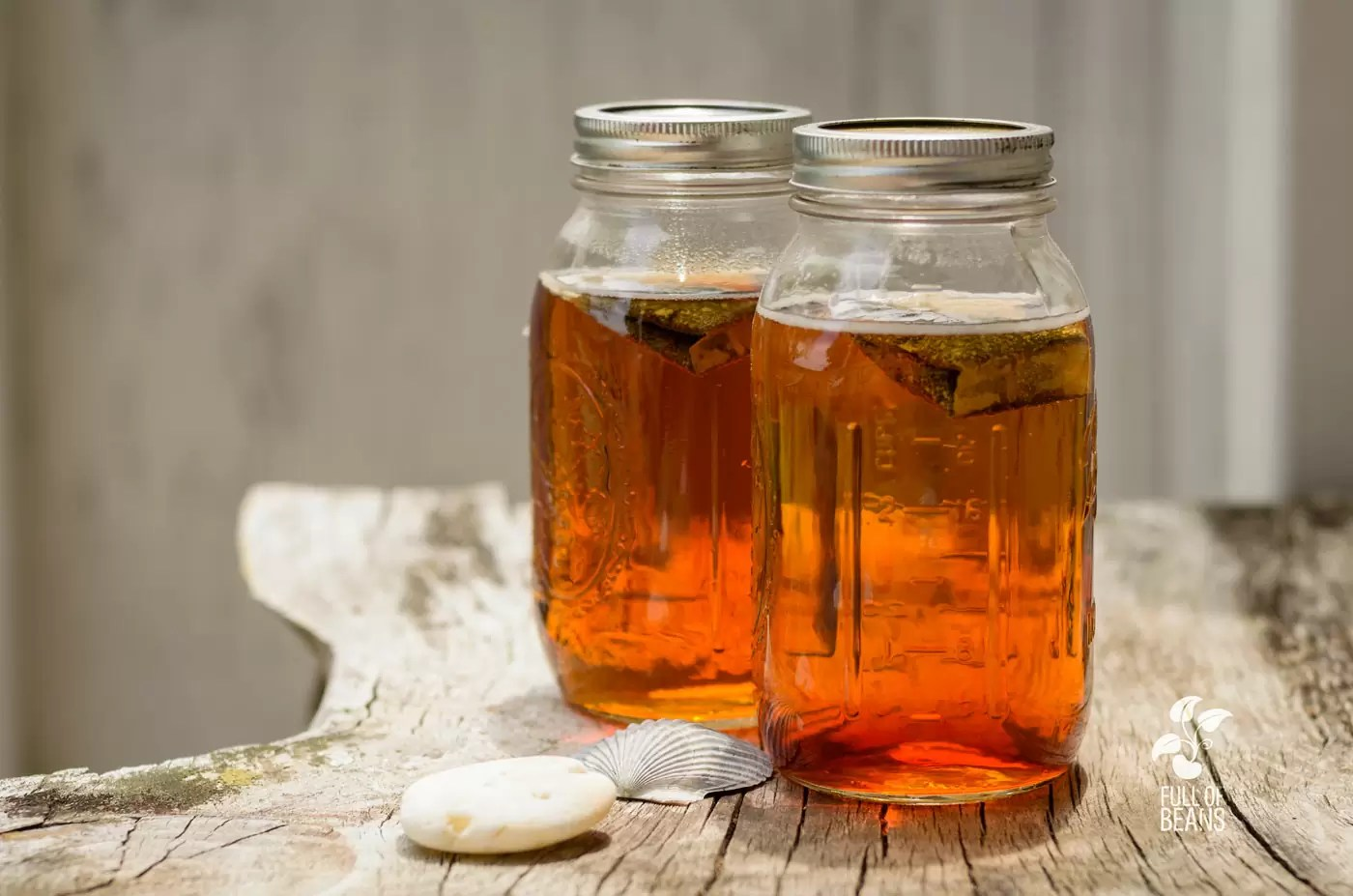 Sun Tea – Summer In A Jar