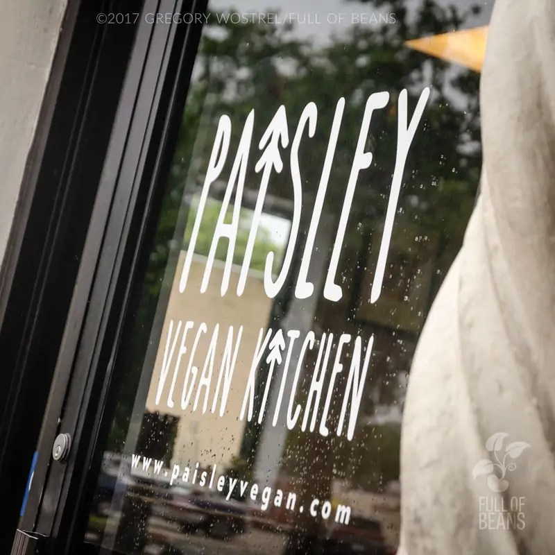 Vegan Food In Cocoa: Paisley Vegan Kitchen
