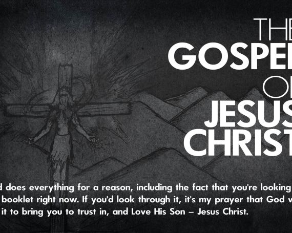 Illustrated Gospel Tract