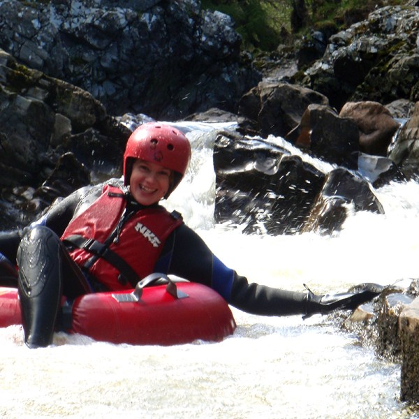 Adventure White Water River Tubing