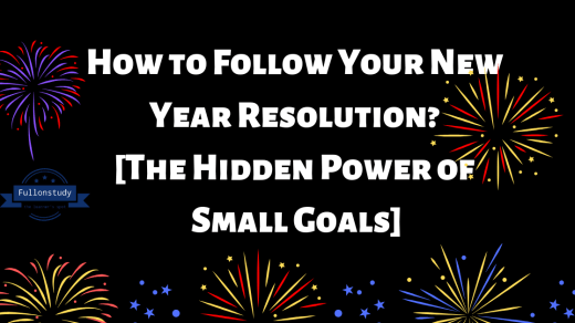 How to Follow Your New Year Resolution_ [The Hidden Power of Small Goals]
