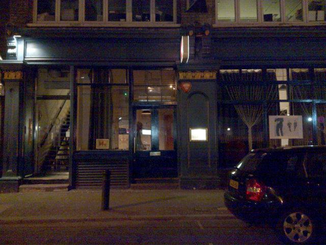 The Book Club 100106 Leonard Street Shoreditch London