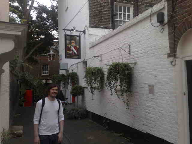 The Grenadier Pub 18 Wilton Row Belgravia London SW1X7NR