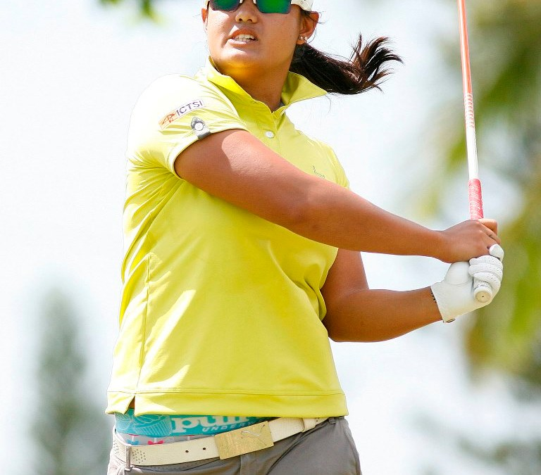 Fiery wind-up nets Cyna 3-shot lead