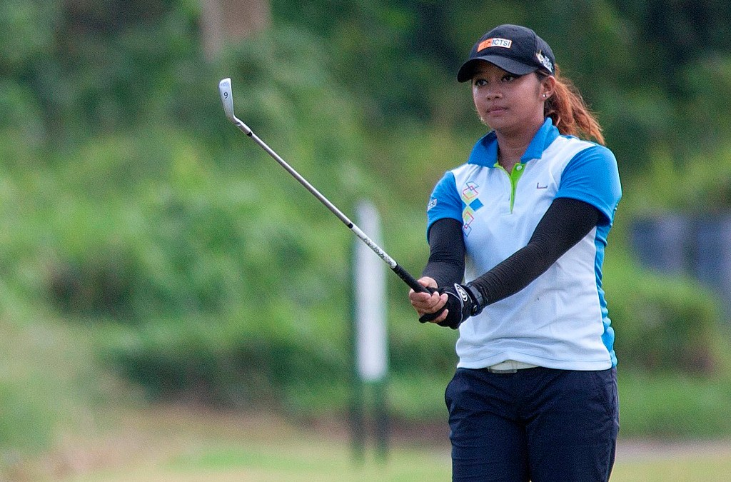 Superal upbeat as US Women's Amateur unfolds