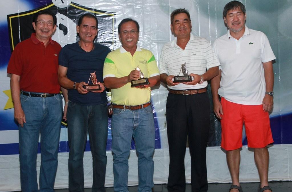 Cugtas leads Alta Vista Directors' Cup winners