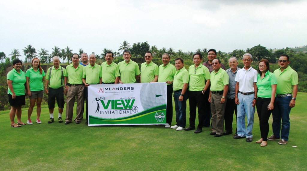 The View Invitational 2015 tees off Thursday