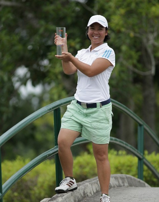 Corpus nails maiden LPGT win in Luisita