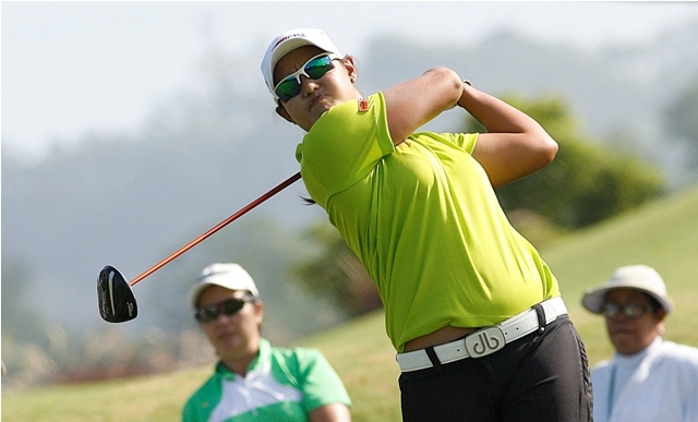 Cyna Rodriguez earned her LPGA Tour card with a fourth place finish in the qualifier.