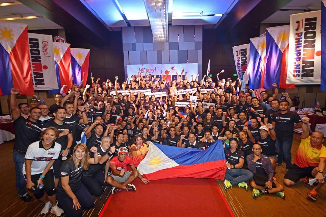 Century Tuna Ironman Philippines