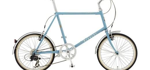 ビアンキ (Bianchi)のオシャレ自転車、ミニベロ7 (MINIVELO 7)!