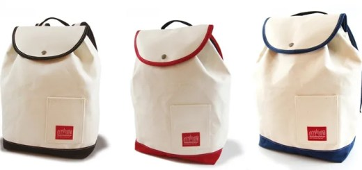 マンハッタンポーテージ (Manhattan Portage)、Duck Fabric BackpackとAero Waist Bagが発売!