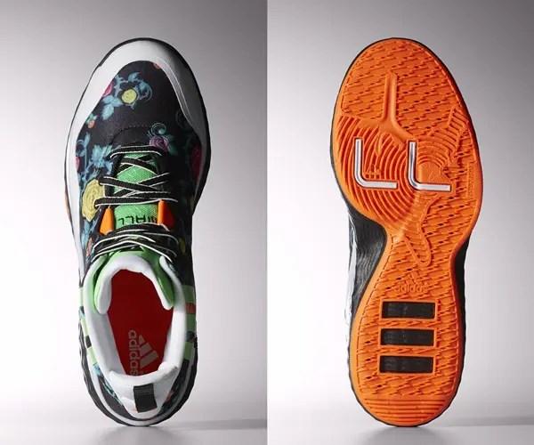 スラムダンクコンテストNo.1「ジョン・ウォール」シグネチャーモデルがアディダス オリジナルスからリリース!(adidas Originals J WALL) [S84016]