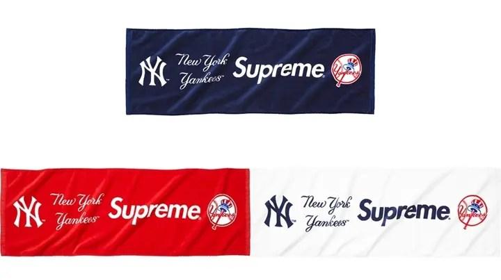 いよいよ明日6/13発売!最強コラボのシュプリーム (SUPREME) × ヤンキース (New York Yankees)