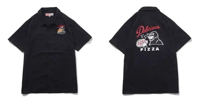 6/27発売!エクストララージ × デリシャス ピザとのコラボアイテムが発売! (X-large × Delicious Pizza)