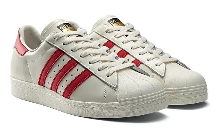 【再発売】アディダス オリジナルス スーパースター 80S ヴィンテージ デラックス (adidas Originals Superstar 80s VINTAGE DELUXE) が発売! [B25963] [B35982]