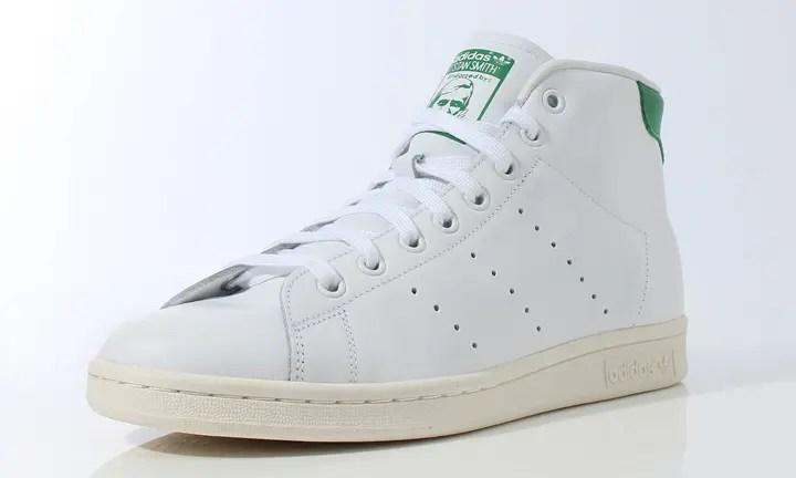 アディダス オリジナルス スタンスミス ミッド ホワイトが発売中! (adidas Originals STAN SMITH MID) [B24538]