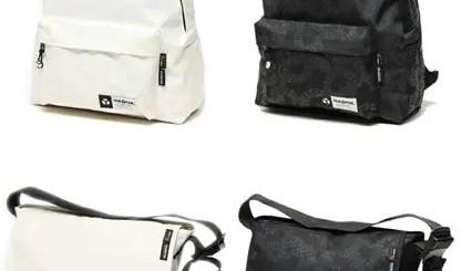 ナンバーナイン × ヤックパック (NUMBER (N)INE × YAKPAK DAYPACK/MESSENGER BAG)が8月発売!