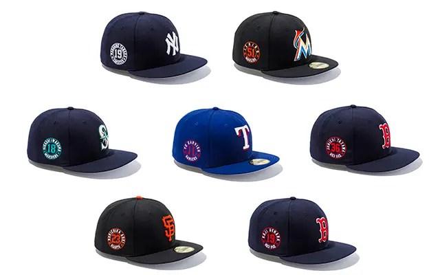 NEW ERAからMLBで活躍する日本人選手の背番号とネーム刺繍を施したカスタム59FIFTYが発売!(ニューエラ メジャーリーグ・ベースボール)