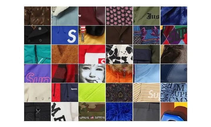 シュプリーム (SUPREME)、2015 FALL/WINTER コレクション、オンラインショップが2/27から発売!