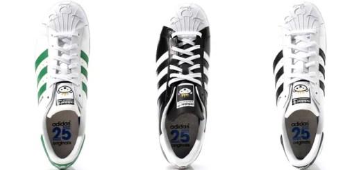 アディダス オリジナルス バイ ニゴー スーパースター ベアー (adidas Originals by NIGO SUPERSTAR BEARFOOT) [S83385] [S83386] [S83387]
