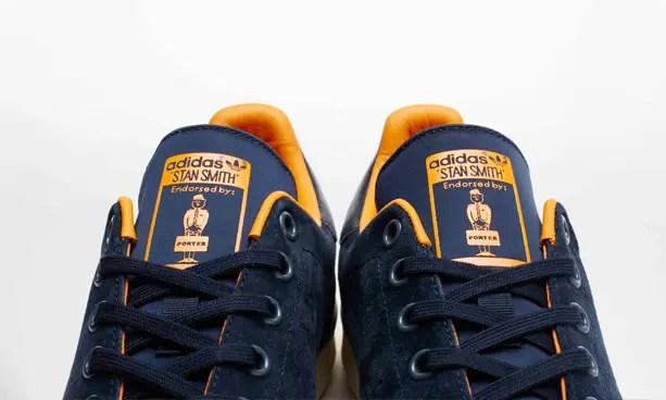【速報】ポーター × アディダス再び!PORTER 80周年限定モデル「アディダス オリジナルス スタンスミス (adidas Originals STANSMITH)」の新色ネイビーが8/19より順次発売! [S75390]
